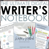 The Ultimate Digital Writer's Notebook for Middle School ELA