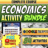 The Ultimate Economics | Full Course | Distance Learning Activity Bundle