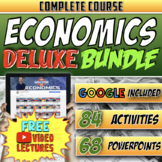 The Ultimate Economics | Full Course | Distance Learning Deluxe Bundle