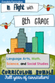 The Ultimate Eighth Grade Digital Textbook Bundle