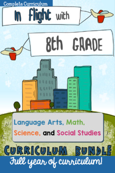 The Ultimate Eighth Grade Digital Textbook Bundle