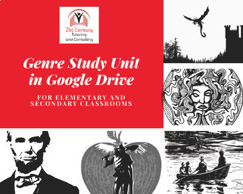 The Ultimate Elementary and Secondary Genre Study | Distance Learning