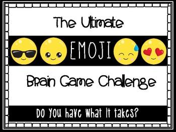 Emoji Math - The Ultimate Brain Game Challenge