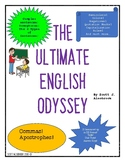 The Ultimate English Odyssey Book