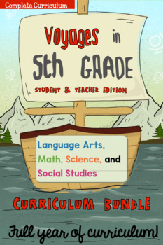 The Ultimate Fifth Grade Digital Textbook Bundle