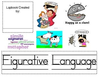 The Ultimate Figurative Language Lapbook