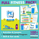The Full Fitness Pack - The PE Project