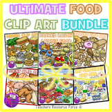 Ultimate Food Clip Art Bundle