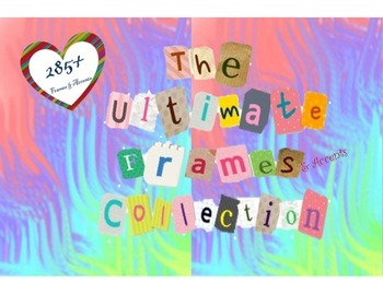 The Ultimate Frames & Accents Clip Art Collection