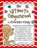 The Ultimate Gingerbread Literature Study {Common Core Aligned}