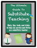 The Ultimate Guide To Substitute Teaching