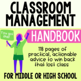The Ultimate Guide to Classroom Management in Middle School