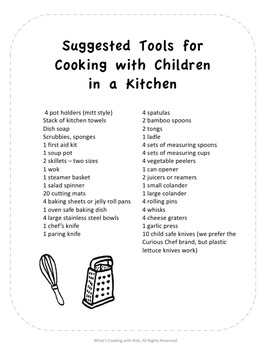 The Ultimate Guide to Cooking with Kids in the Classroom