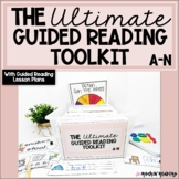 Guided Reading Activities BUNDLED with Guided Reading Lesson Plans