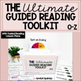 Guided Reading Activities Bundled with Guided Reading Less