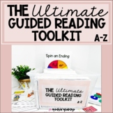 #Fallbargains Guided Reading Activities Levels A-Z