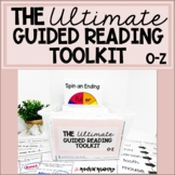 Guided Reading Activities Levels O-Z