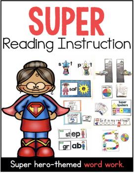 Super Reader Pack