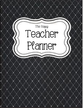The Ultimate Happy Teacher Planner