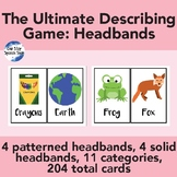 The Ultimate No Prep Describing Game: Headbands