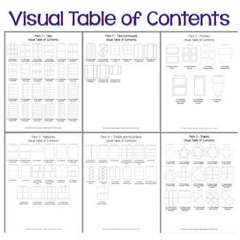 Interactive Notebook Templates By Lovin Lit | Teachers Pay Teachers