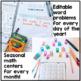 The Ultimate K-1st Literacy & Math Centers Bundle