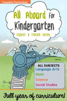 The Ultimate Kindergarten Digital Textbook Bundle