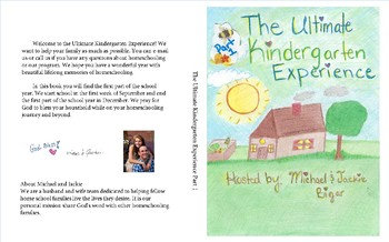 The Ultimate Kindergarten Experience Part 1 Free Cover