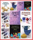 The Ultimate Kindergarten through Fifth Grade Math Differentiation Bundle