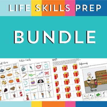 The Ultimate Life Skills Prep Bundle for Community Outings
