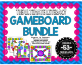 The Ultimate Literacy Gameboard Bundle