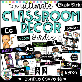 Classroom Decor {Bundle}
