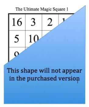 The Ultimate Magic Square