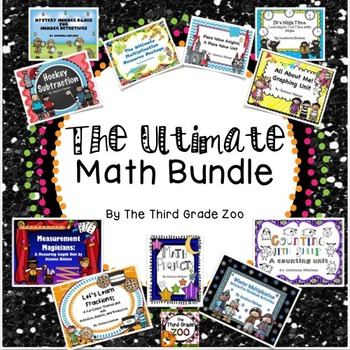 The Ultimate Math Bundled Package