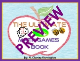 The Ultimate Math Games Book