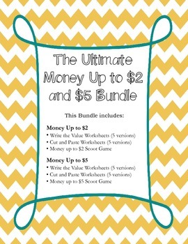 The Ultimate Money Up to $2 and $5 Bundle
