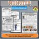 (Sale) The Ultimate Monster Novel Study  (Walter Dean Myer