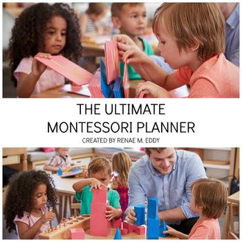 The Ultimate Montessori Planner
