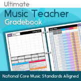 The Ultimate Music Teacher Gradebook