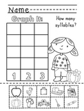 November Worksheets and Activities