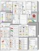 Ultimate PHONICS Workbook (beginning/middle/ending sounds) {COLOR}