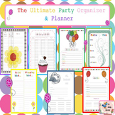 The Ultimate Party Organizer & Planner