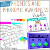 The Ultimate Phonics and Phonemic Awareness Bundle DISTANC