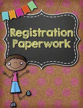 Image result for registration and chalkboard