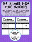 The Ultimate Place Value Challenge