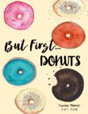 The Ultimate Planner: Donut Lover