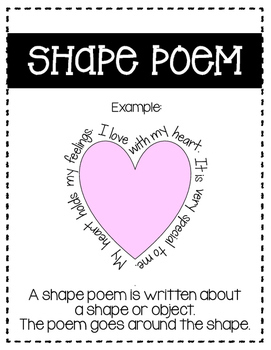 Poetry Unit for Lower Elementary