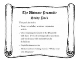The Ultimate Preamble Study Pack