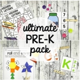 Ultimate Pre-K Bundle