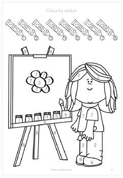 The Ultimate Preschool Workbook